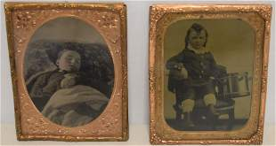 Lot of 19th Century Photography