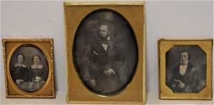 Lot 19th Century Photography