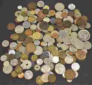 174 Foreign Coin