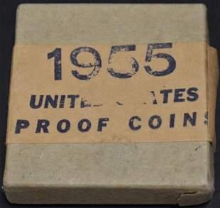 1955 U.S. Proof Set