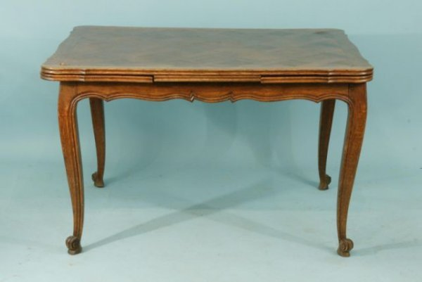 5: COUNTRY FRENCH DRAW LEAF BREAKFAST TABLE