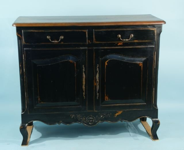 13: BELFORT SIDEBOARD WITH TWO DOORS AND TWO DRAWERS
