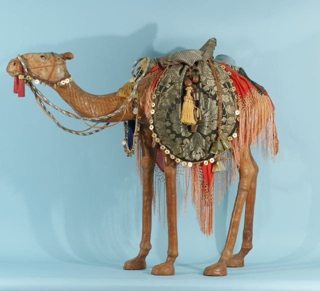 1: LEATHER CAMEL