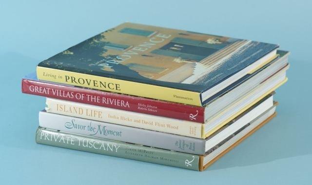 2: LOT OF FIVE BOOKS