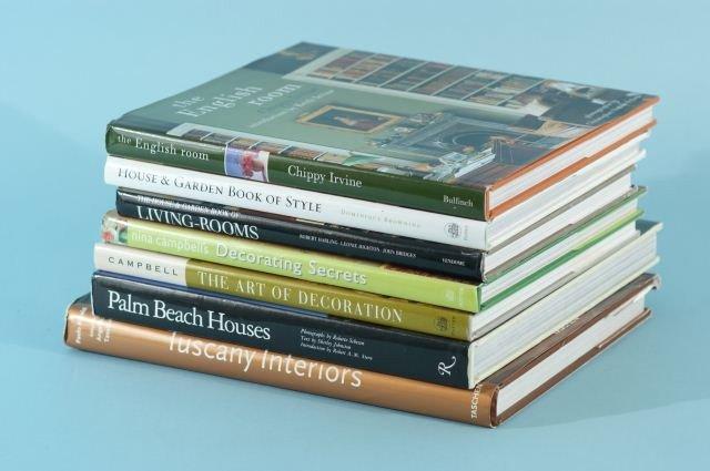 5: LOT OF SEVEN BOOKS