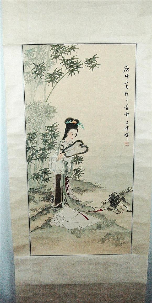7: Chinese  Scroll  Painting