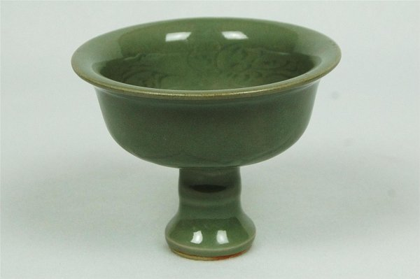 2007: Chinese  Celadon  Long-Quan  Stamcup