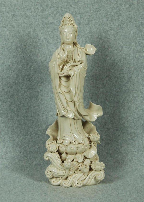 6020: Chinese Blanc de Chine/Dehua Guanyin