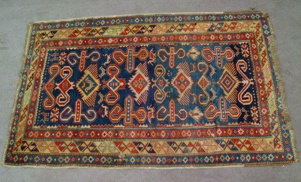 106: Shirvan or Perpedil Carpet