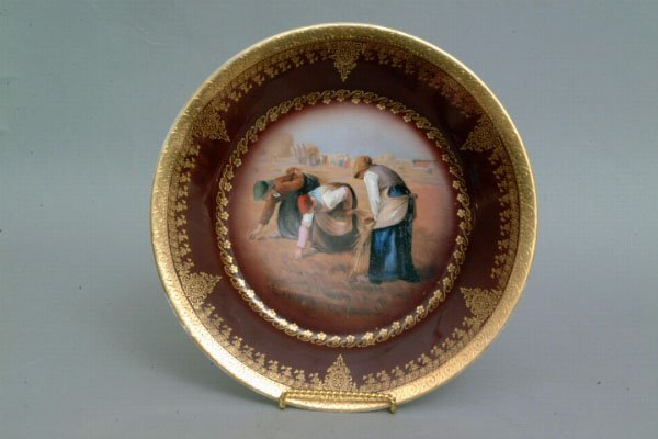 11: Royal Vienna Cabinet Plate