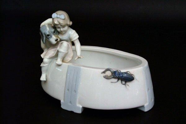 19: German Porcelain Figural Group