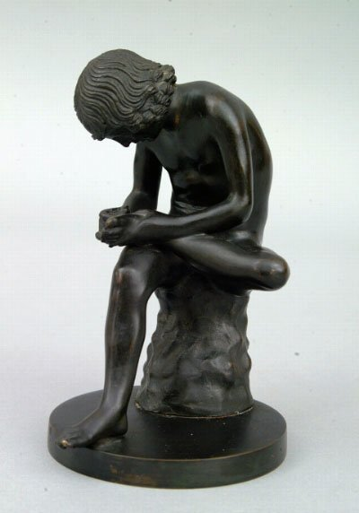 2: Bronze of Young Boy, After the Antique