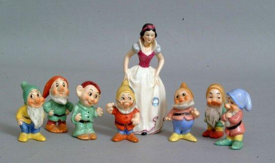20: Goebel Snow White & Dwarves