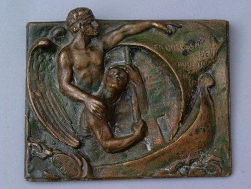 5: A. Martinelli (Italian, 20th c.), bronze