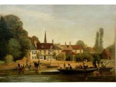 141: Arthur James Stark Painting