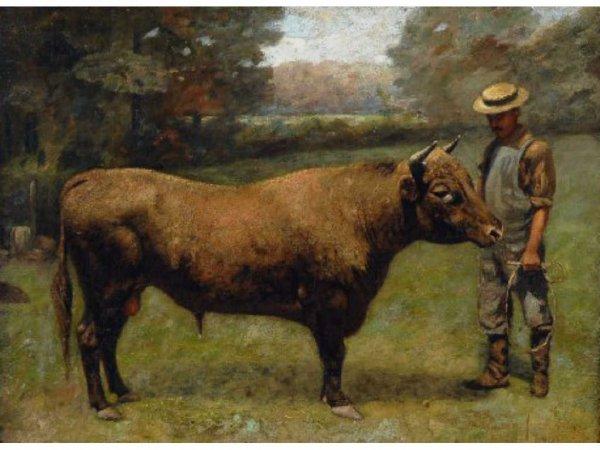 98: William (Captain) Jackson, Painting