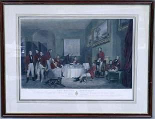 "After F. Grant ""Melton"" Print"