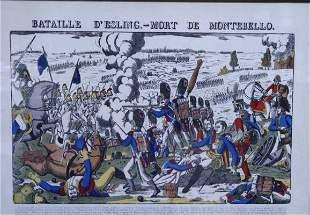 6 Napoleonic Prints