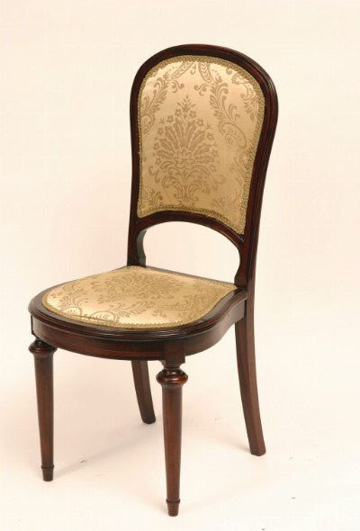 8: Victorian Side Chair