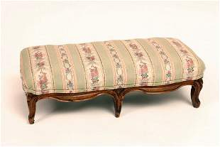 French Provincial Style Footstool