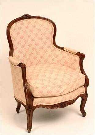 Louis XV Style Arm Chair, 18th c.