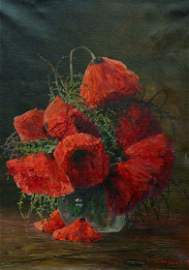 92: Max Streckenbach Painting
