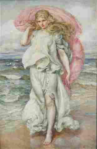 Walter Duncan Watercolor