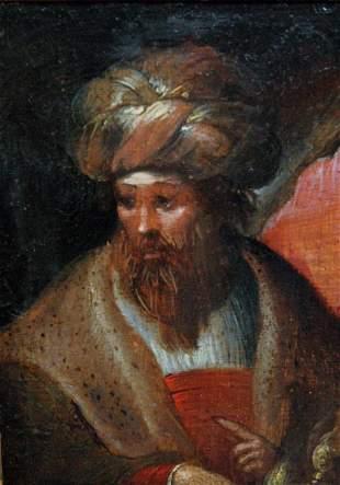 18th c. Dutch School Painting