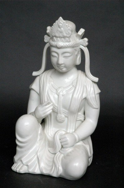 214: Fitz and Floyd Buddha Figure
