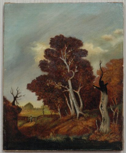 232: 19th c. American School Painting