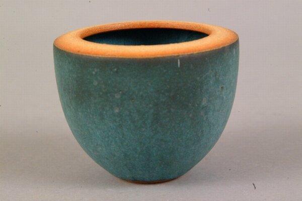 4: Sally Jaffe Pottery Vessel