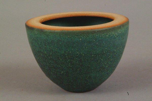 5: Sally Jaffe Pottery Vessel