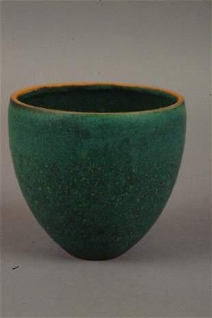 Sally Jaffe Pottery Vessel
