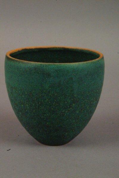 6: Sally Jaffe Pottery Vessel