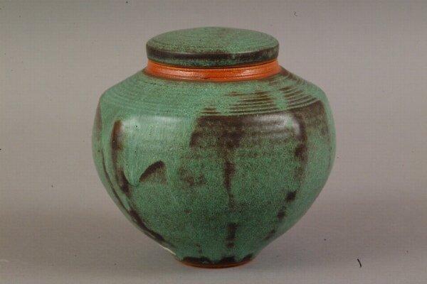 8: Sally Jaffe Pottery Vessel