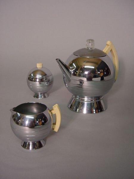 14A: Chase Tea Set