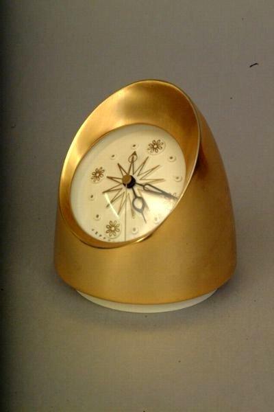 18: Jefferson Electric Clock, 1950s.