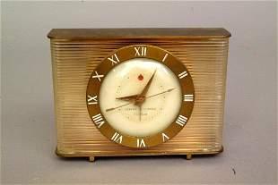 Jacques Bars Deco Clock