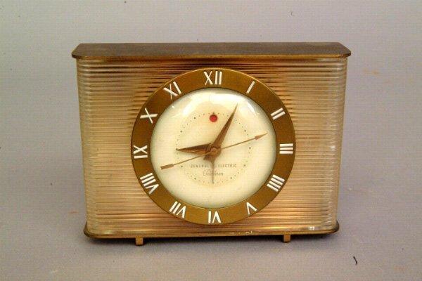 19: Jacques Bars Deco Clock