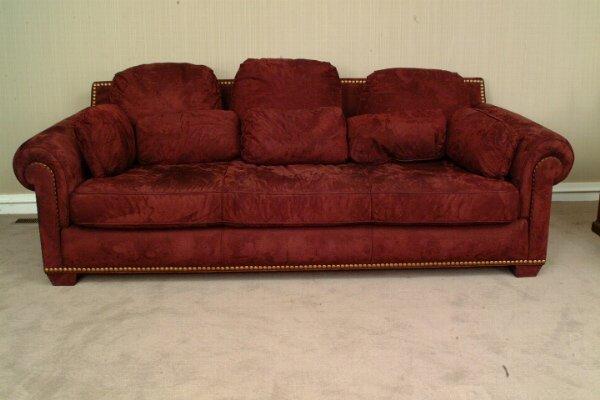 236: Mike Furniture Sofa
