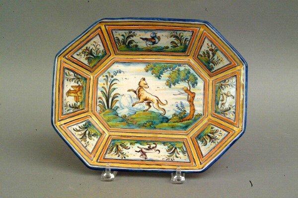 277: Spanish Talavera Platter