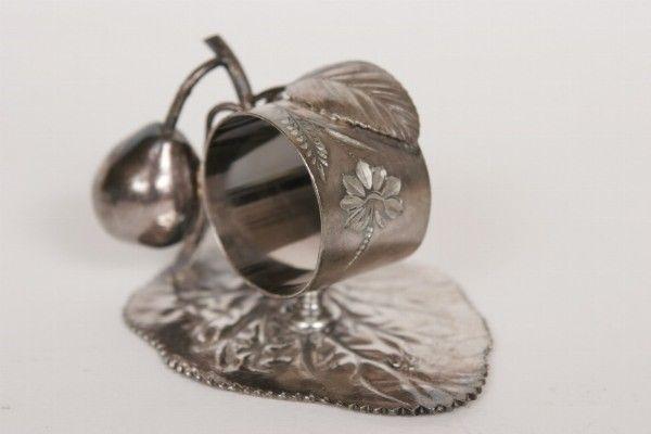 Victorian Figural Napkin Ring