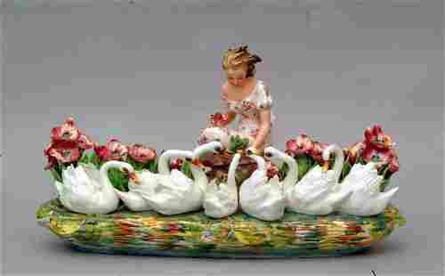 Italian Figural Jardiniere