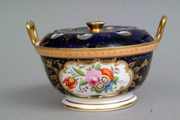 4: Coalport Potpourri Bowl