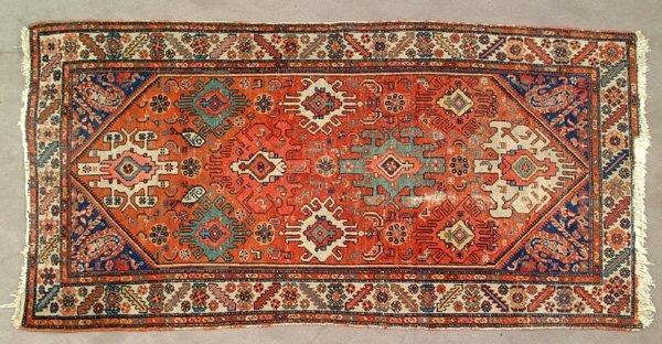 23: Persian Semi-Antique Malayer