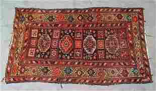 A Semi-Antique Tribal Rug