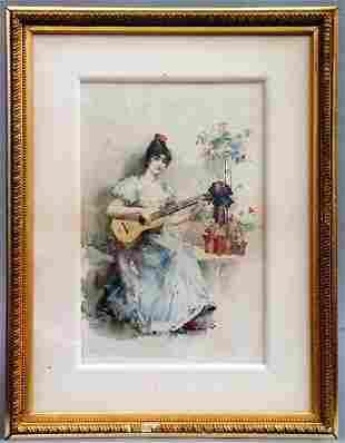 Mary Fairchild Macmonnies, American