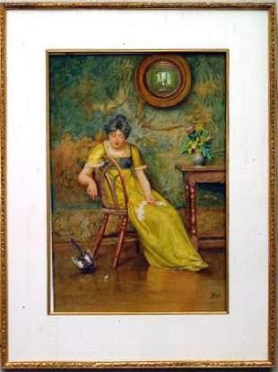 John Scott, British, 19th c.