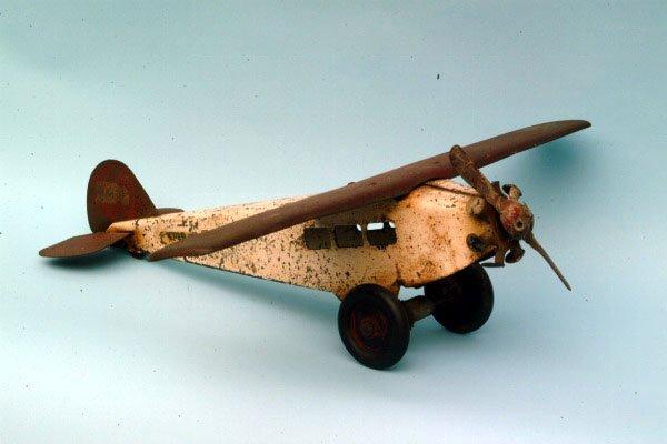 238: Steelcraft NX110 Mail Plane