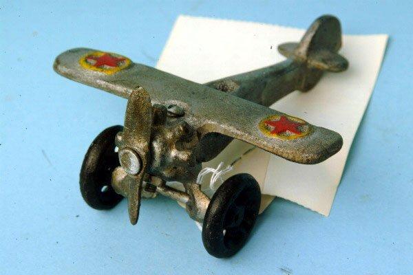 240: Cast Iron Airplane, Modern